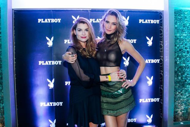 Alinne Moraes e Viviane Orth (Foto: Manuela Scarpa/Brazil News)