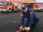 Um mês após bombeiro morrer em SC, investigação militar não começou