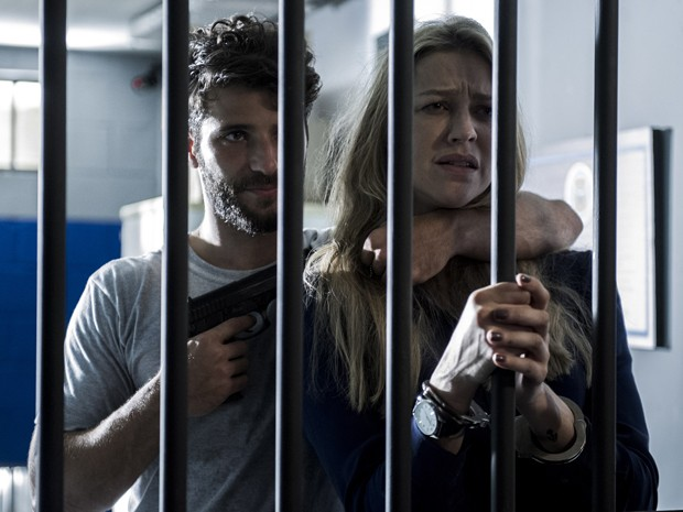 Será que Vera vai se dar mal depois dessa? (Foto: Estevam Avellar/TV Globo)