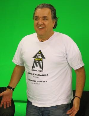 Nabil Khaznadar  (Foto: João Paulo de Castro)