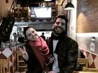Namorado se declara para Isis Valverde em rede social