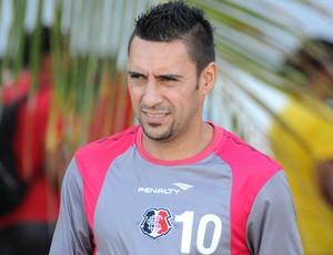 Santa Cruz  - Luciano Henrique (Foto: Aldo Carneiro)
