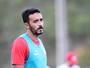 No Náutico, Tiago Alves diz não estar 100%, mas revela pedido para jogar
