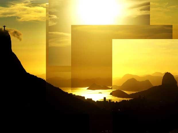 """Fotofragmento """"Vista Chinesa"""" está entre os mais vendidos, segundo o artistaa. (Foto: Divulgação / Marcello Cavalcanti)"""
