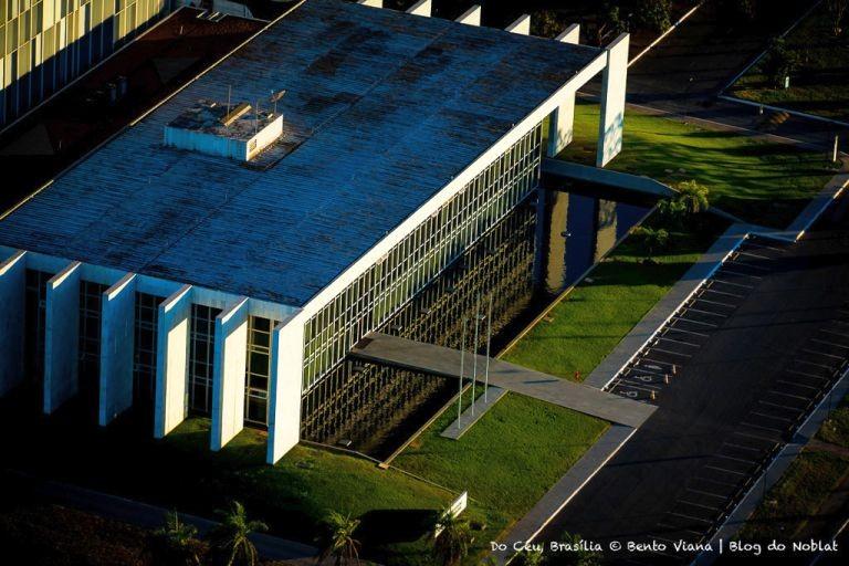 Tribunal de Contas do GDF (Foto: Bento Viana)