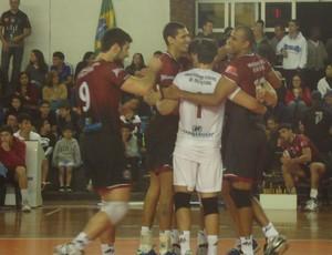 vôlei Juiz de Fora (Foto: Bruno Ribeiro)