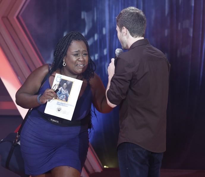 Roberta é eliminada do BBB17 (Foto: Artur Meninea/Gshow)