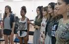 Galera praticando na aula de canto (Foto: Malhação / TV Globo)