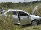 Motorista fica ferido após acidente entre Echaporã e Marília