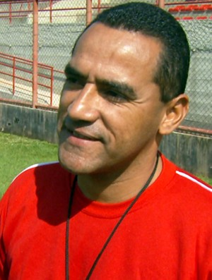 Luiz Simplício, técnico do Mogi Mirim (Foto: Carlos Velardi / EPTV)