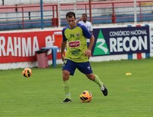Fabricio retorna ao time titular do Fortaleza (Foto: Divulgação/Fortaleza)