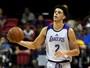 Com LeBron de olho, Lonzo faz duplo-duplo, e Lakers vencem em Las Vegas