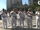 G1 leva o Bola Preta para a rua e antecipa o carnaval no Centro do Rio