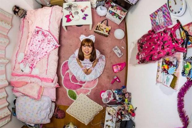 My Room Project (Foto: John Thackwray/Reprodução)