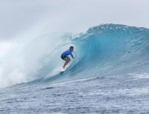 Ian Gouveia avança para a quarta fase em Fiji