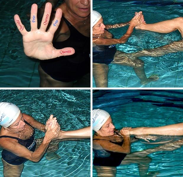 Dra. Sandra Wegner tratamento artigo Eu Atleta (Foto: Divulgação)