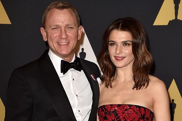 Daniel Craig e Rachel Weisz (Foto: Getty Images)