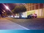 Suspeito morre em troca de tiros com PM após tentativa de explosão na PB