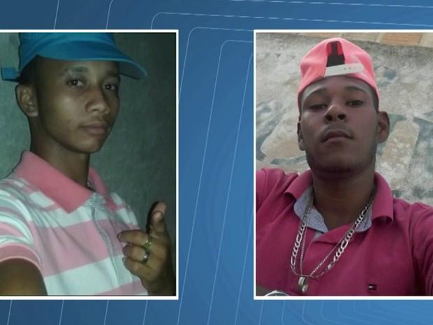Jovens desaparecidos em Prado_Bahia (Foto: Reprodução/TV Santa Cruz)