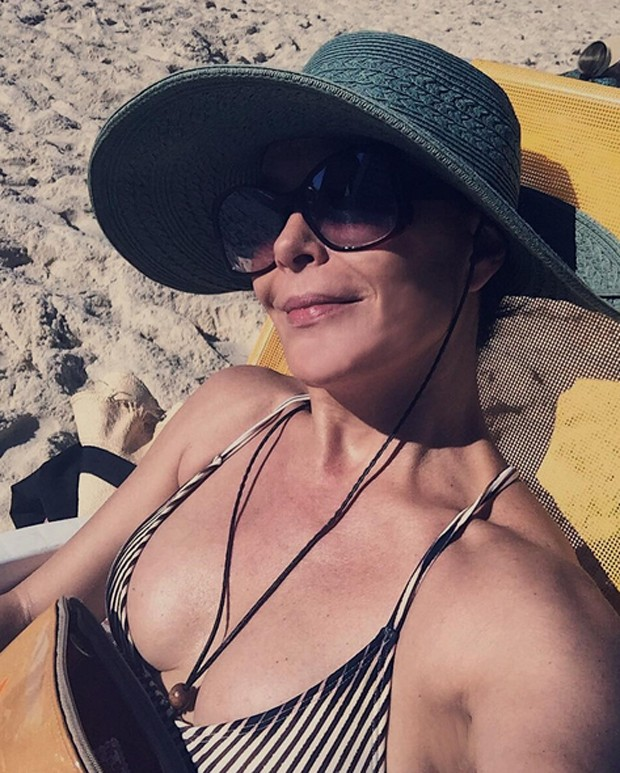 Carolina Ferraz (Foto: Reprodução / Instagram)