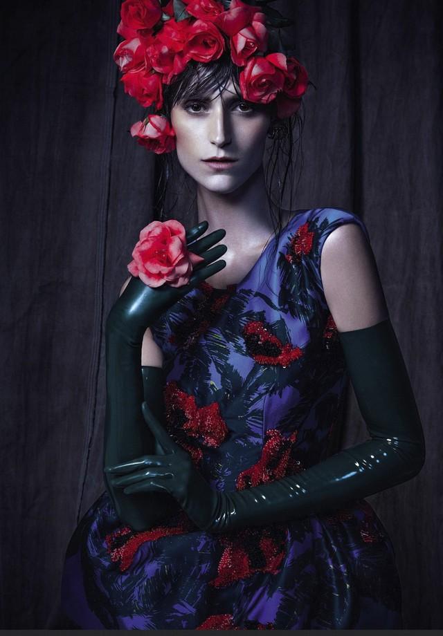 Tendência Floral (Foto: Zee Nunes)