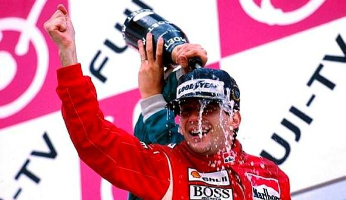 Ayrton Senna campeão Fórmula 1 1988 (Foto: Divulgação)