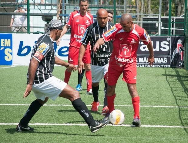 Internacional Caíco Corinthians Brasileiro de showbol (Foto: Luiz Carlos Quadro Jr/Divulgação)