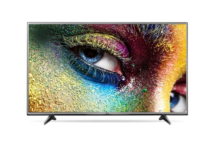 dda4b8a0bca34 Smart TV da LG oferece painel em 4K com conectividades completas (Foto   Divulgação