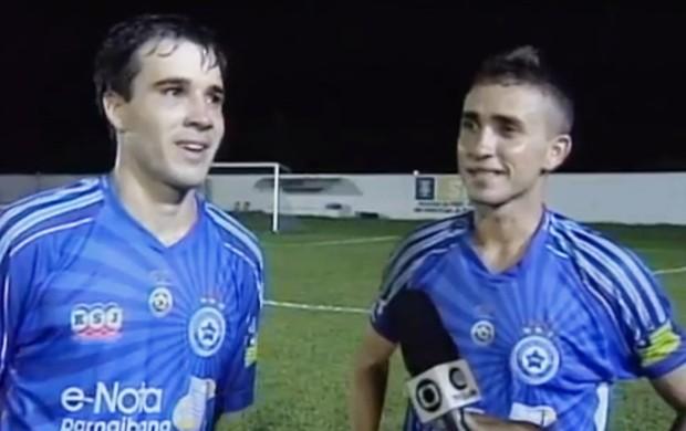 Raiff & Rian - Dupla Parnahyba (Foto: reprodução/TV Clube)