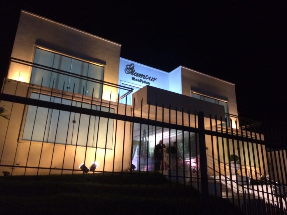 Clientes cancelaram eventos após suspeita de golpe em casa de eventos em Natal (Foto: Kleber Teixeira/G1)