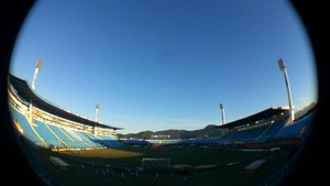 TR estádio Ressacada dia (Foto: Divulgação/Avaí )