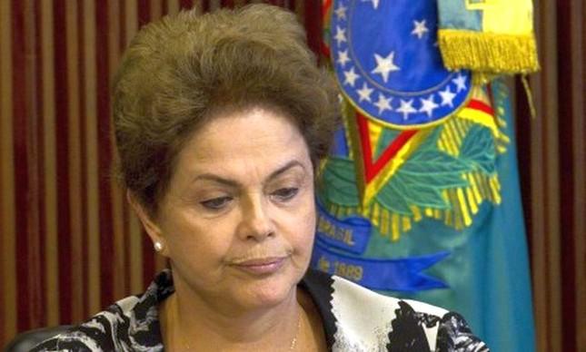 Presidente Dilma Rousseff (Foto: Jorge William / Agência O Globo)