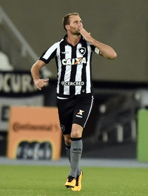 Carli Botafogo x Atlético-MG (Foto: André Durão)