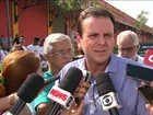 Paes também pede mais autonomia para Dornelles no governo do RJ