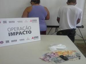 operação impacto polícia civil uberaba (Foto: Polícia Civil/ Divulgação)