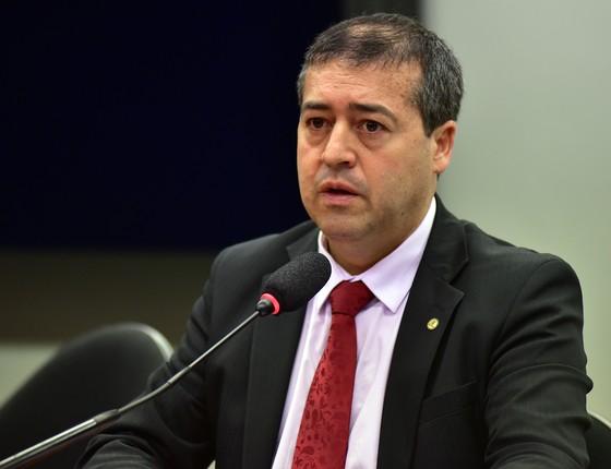 O deputado federal Ronaldo Nogueira (PTB-RS) (Foto: Agência Câmara dos Deputados)