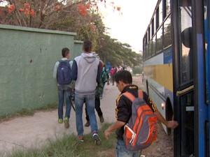Escolas estaduais da região de Campinas estão entre as piores no Enem  (Foto: Reprodução/ EPTV)