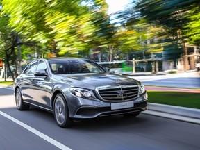 Mercedes-Benz Classe E 2017: primeiras impressões
