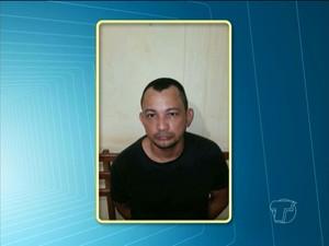 Sebastião Barbosa Neto confessou o crime (Foto: Reprodução/TV Tapajós)