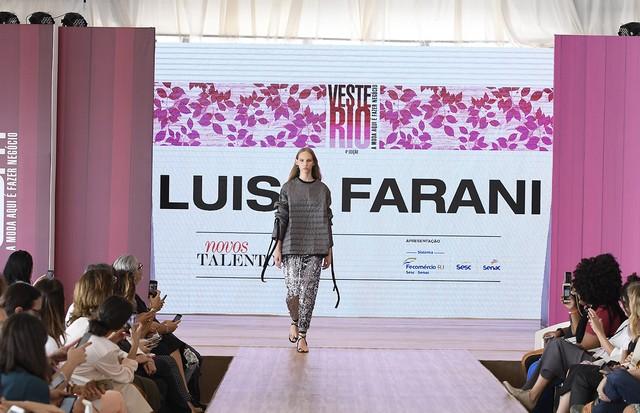 Luisa Farani  (Foto: Zé Takahashi)