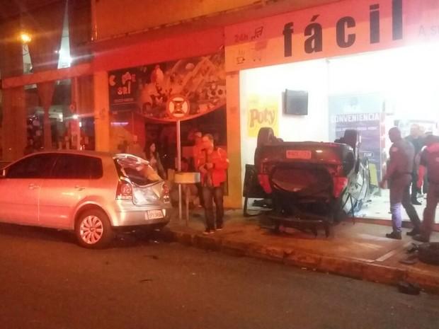 Jovem morreu após ser atingido por carro (Foto: Site J. Serafim Show/Divulgação)