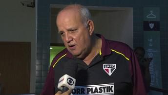 Médico José Sanchez explica lesão do goleiro Renan Ribeiro no São Paulo