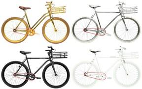 Biciletas criadas pelo designer Lorenzo Martone, ex-namorado de Marc Jacobs (Foto: Reprodução da Internet)