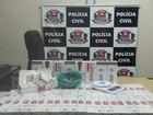 Idoso de 71 anos é preso em SP junto com neto menor por contrabando