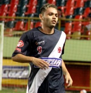 Peteca e Daniego garantiram vitória do Vasco-AC em cima do Náuas (Foto: João Paulo Maia)