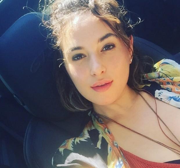 Kristina Cohen (Foto: Reprodução/Instagram)