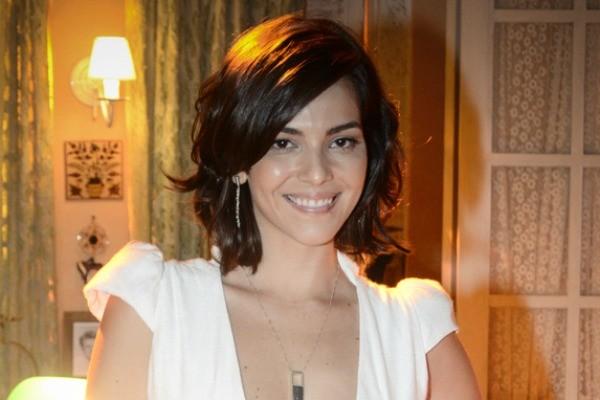 Tainá vive filha de Daniela Escobar (Foto: TV Globo / João Miguel Júnior)