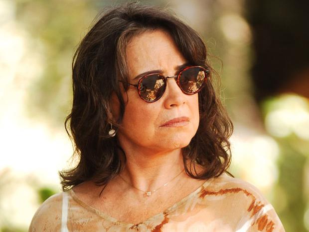 Helena (Regina Duarte) em Viver a Vida