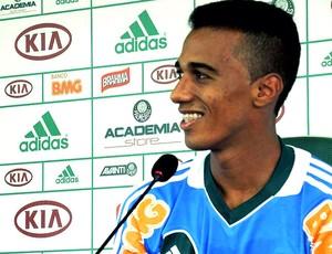 Juninho treino Palmeiras (Foto: Rodrigo Faber)