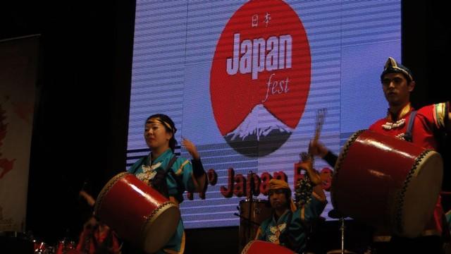 Japan Fest é realizado há 12 anos em Marília  (Foto: Reprodução / TV TEM)